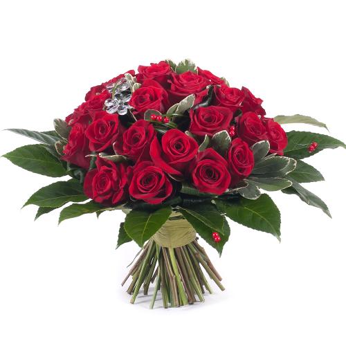 Elite červené ruže Grand