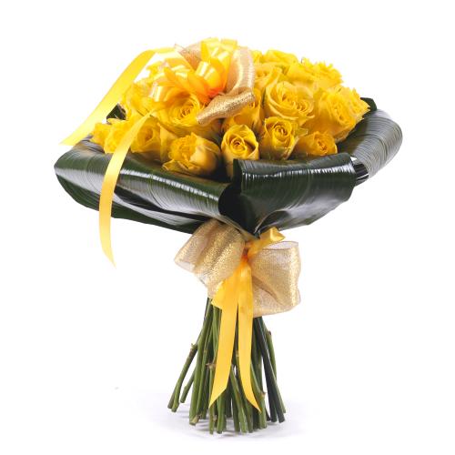 Perla žlté  ruže