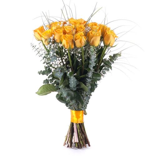 Grande žlté ruže