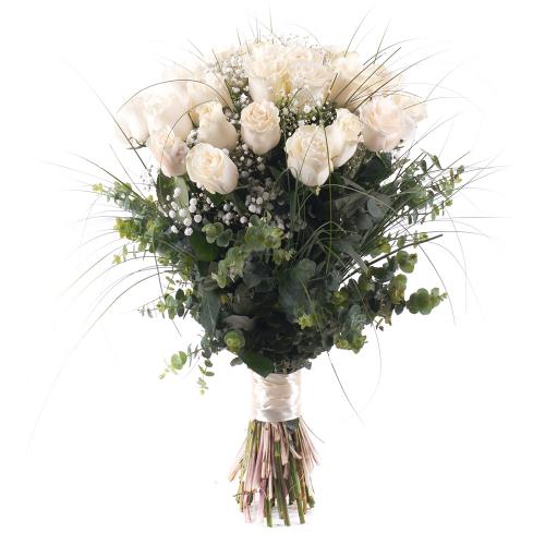Grande krémové  ruže
