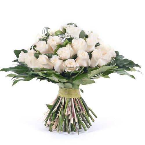 Elite krémové  ruže Grand