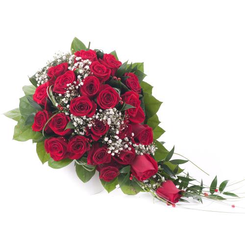Prestige červené ruže