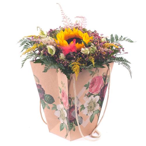 Flower bag slnečnica
