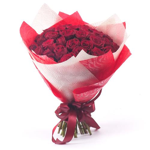 Sweet červené ruže