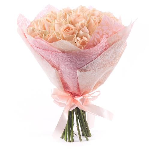 Sweet krémové ruže
