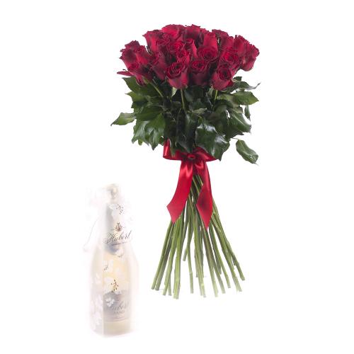 Amore červené ruže Hubert Grand