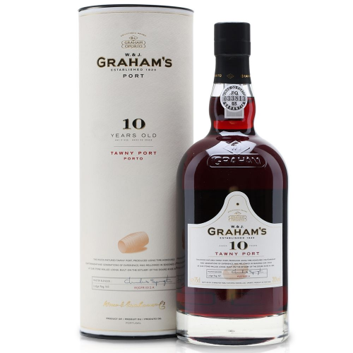Grahams 10 Y.O. Tawny Port 0,75L