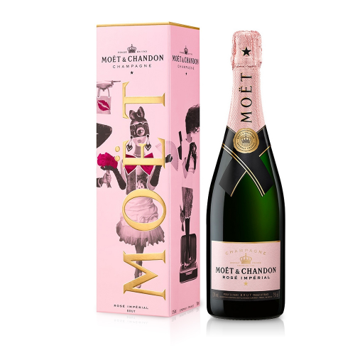 Moet Chandon Brut Imperial Rose 0,75 l