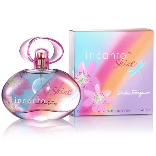 Salvatore Ferragamo Incanto Shine 100ml